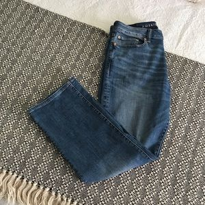 *SANITIZED* AE Bootcut Jeans, Sz 32 x 30